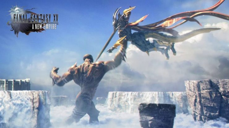 Final Fantasy XV Team Already Working On New Game