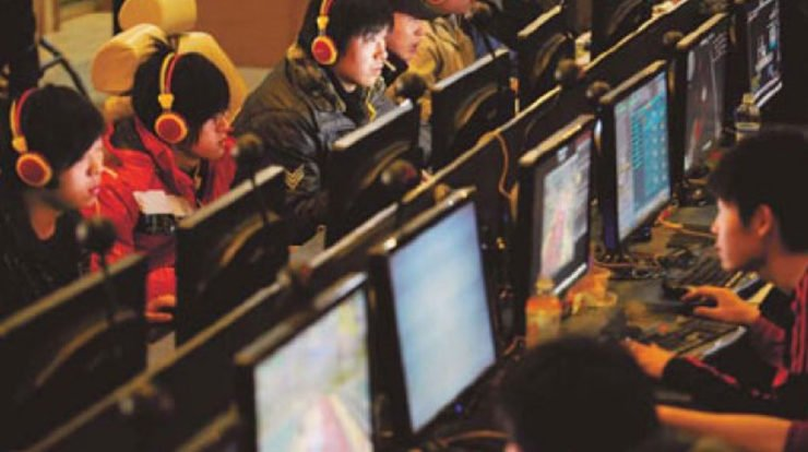 China caps annual game approvals and introduces new regulations banning blood