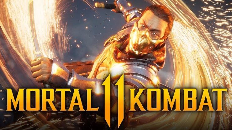 The Nintendo Switch Version Of Mortal Kombat 11 Will Weigh