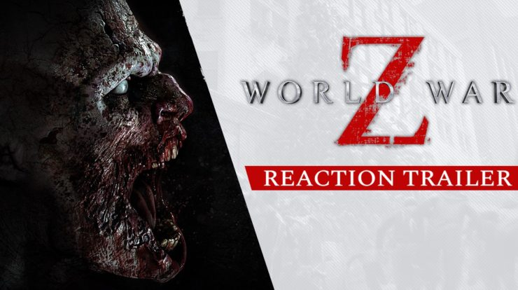 World War Z: The Zombie Apocalypse Shows Itself In The Funny