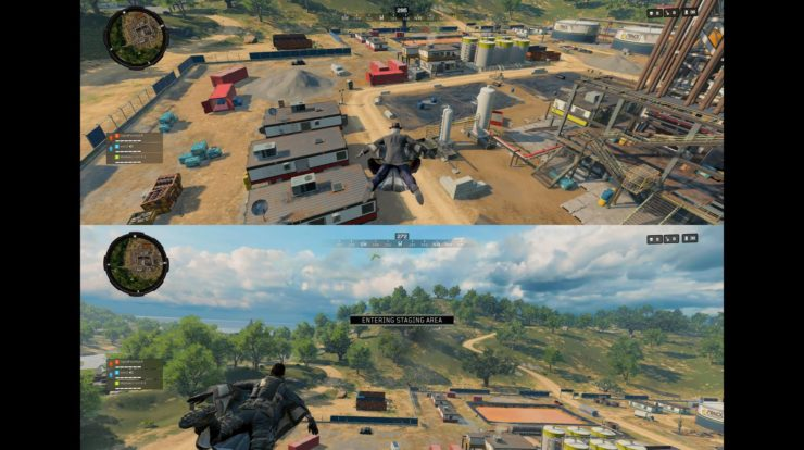 COD Black Ops 4: Treyarch Removes the Split Screen from Blackout Temporarily