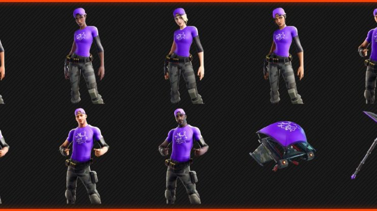 Fortnite A Leak Reveals Revolver Heavy Drum Rifle And World Cup Skins