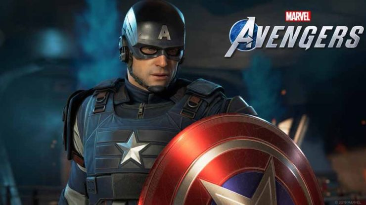 Marvel's Avengers is Crystal Dynamics' biggest project yet