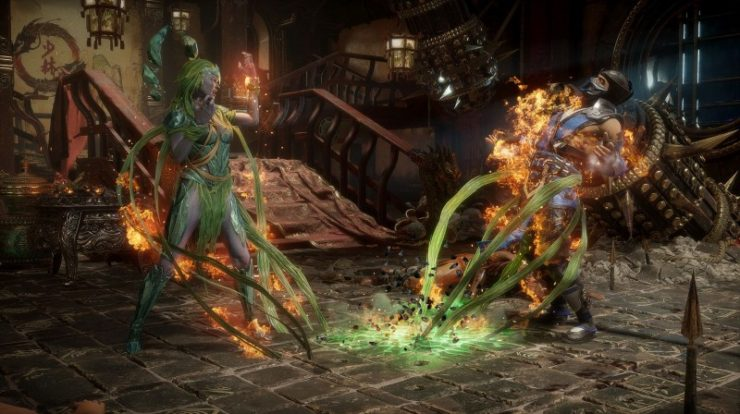 Mortal Kombat 11: The New Update Gives Problems on Nintendo