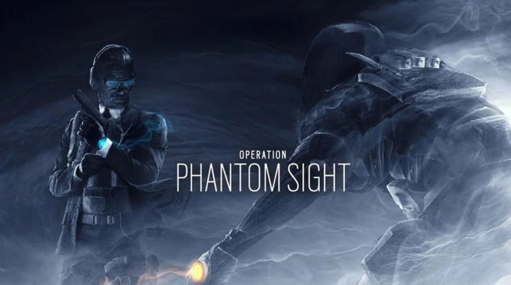 Rainbow Six Siege: Operation Phantom Sight Is Officially Available