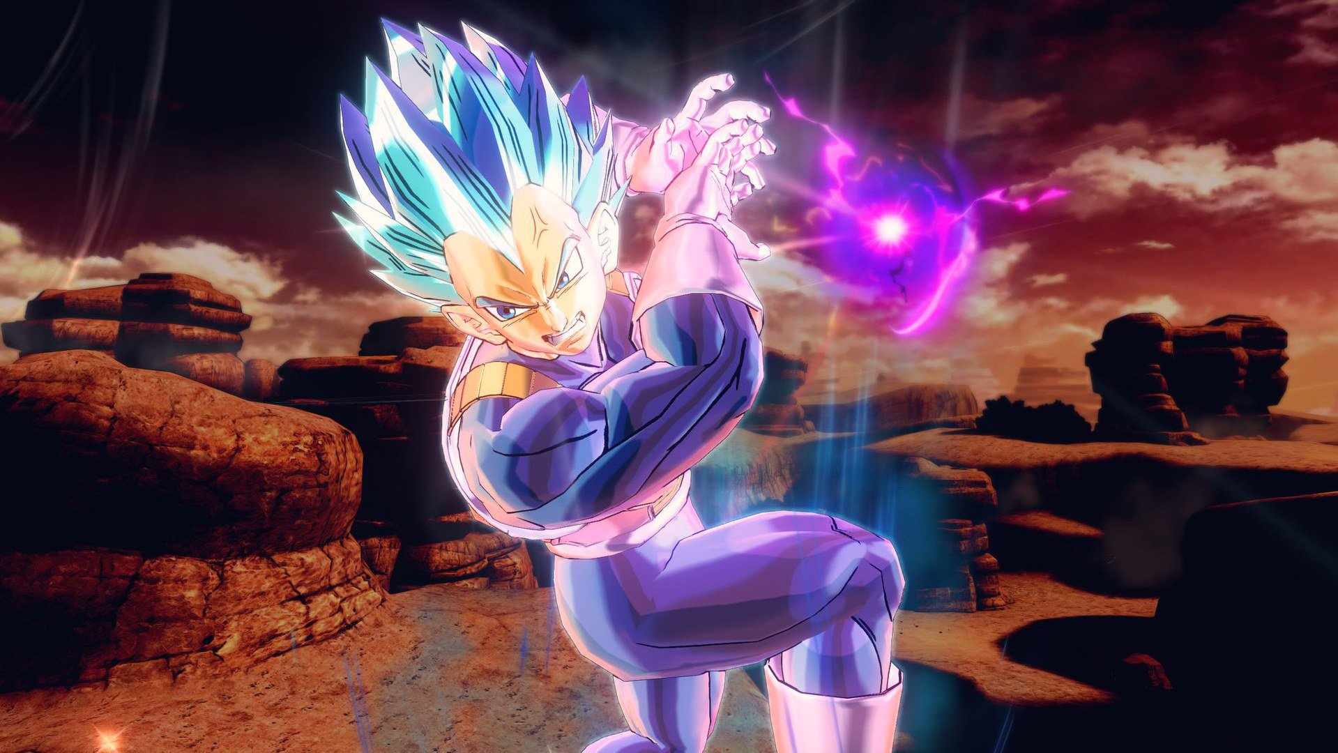 Dragon Ball Xenoverse 2: Here Are the First Images of Vegeta