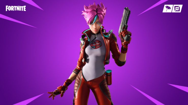 The Mika and Cryptic Skins Among the Fortnite Store Update Items