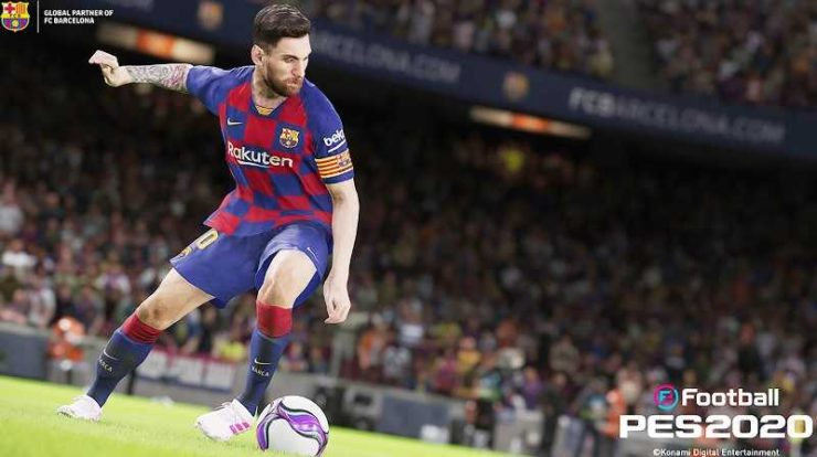 PES 2020 Demo: Guide to Controls in Attack and Defense