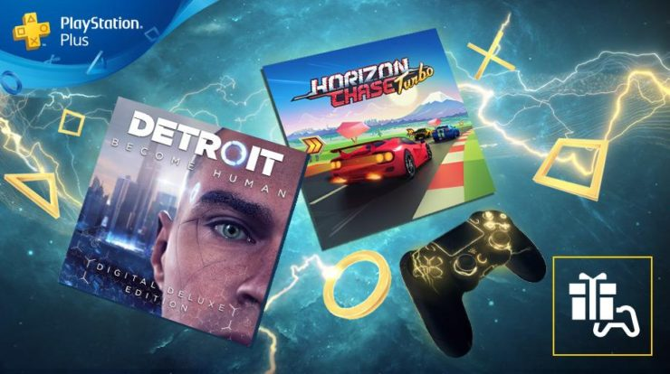 Sony swaps PES for Detroit Deluxe Edition in weak July PS+ freebies