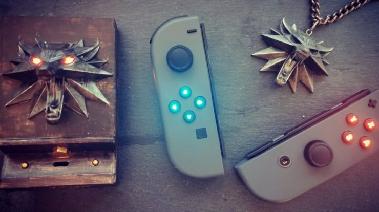 The Witcher 3: Created a Nintendo Switch Dedicated to Gaming!