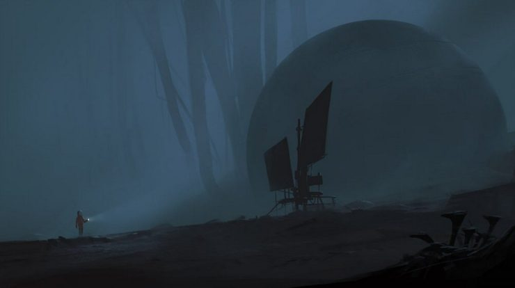 Playdead: The Sci-Fi Adventure of the Authors of Inside and Limbo