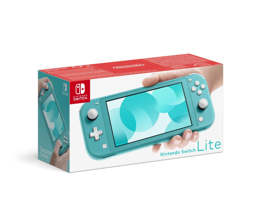 Nintendo Switch Lite Is Official, It Will Be Released in September in Three Colors