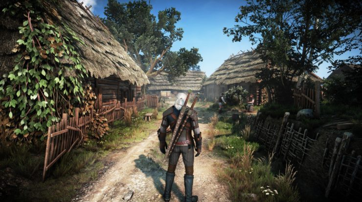 The Witcher 3 in Ray Tracing Is a Show With the Mod Exodus