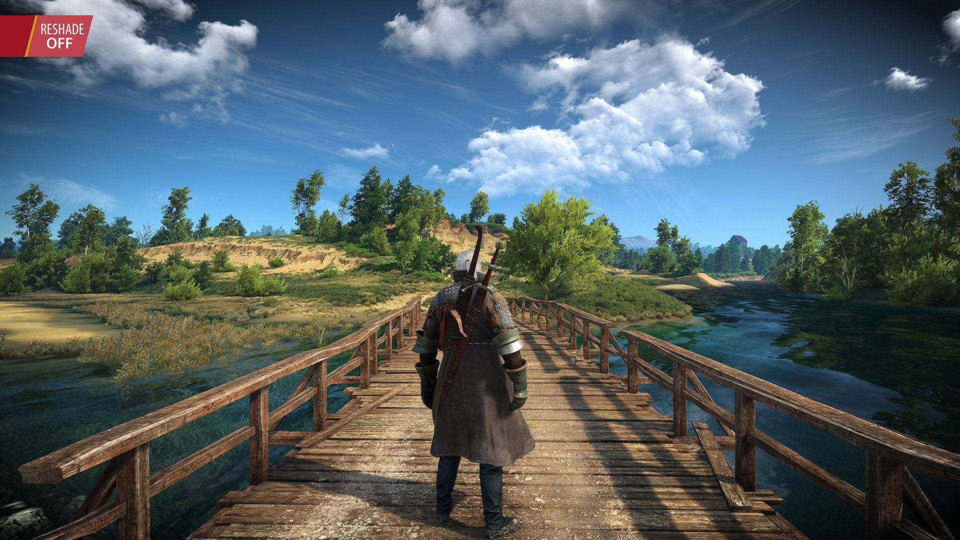 The Witcher 3 in Ray Tracing Is a Show With the Mod Exodus Reshade