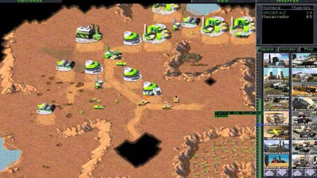 First Command & Conquer Remastered gameplay footage surfaces